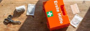 EJ-Update Erste Hilfe @ Evangelisches Gemeindehaus Dillingen