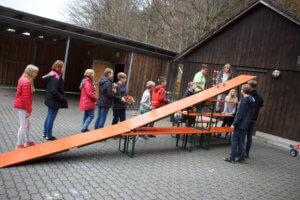 Teeniefreizeit in den Herbstferien @ Stockensägmühle bei Ellwangen