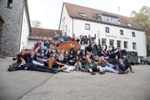 Dekanatsjugendkonvent im Herbst @ Waldmühle in Böhen
