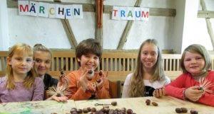 Kinder-Erlebnis-Tage in den Herbstferien