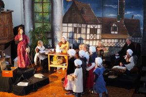 Kinder-Musical-Projekt Region Neu-Ulm @ Schullandheim Stoffenried