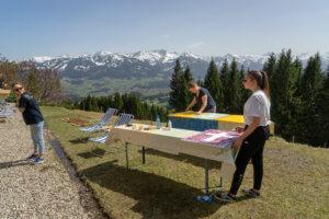Teeniefreizeit in den Sommerferien @ Kahlrückenalpe Sigiswang
