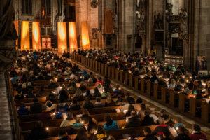Nacht der Lichter im Ulmer Münster @ Ulmer Münster