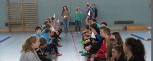Hardstyle meets Blasmusik - The Games of Ostregion @ Gemeindehalle Bächingen