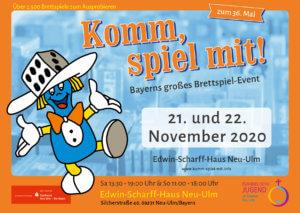 Komm, spiel mit! @ Edwin-Scharff-Haus Neu-Ulm