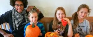 Kinder-Erlebnis-Tage in den Herbstferien Region Günzburg @ Schullandheim Stoffenried