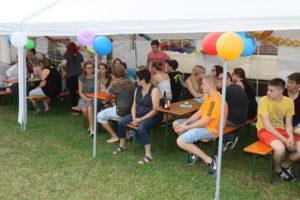 Mitarbeitersommerfest @ Evangelisches Gemeindezentrum Friedenskirche