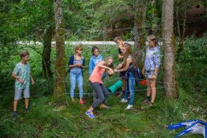"""Jugendfreizeit in den Sommerferien: Spaß und Action """"Dahoim im Ländle"""" @ Arlesried (bei Memmingen)"""